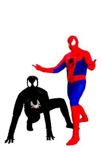 Красный против Чёрного Человека-паука