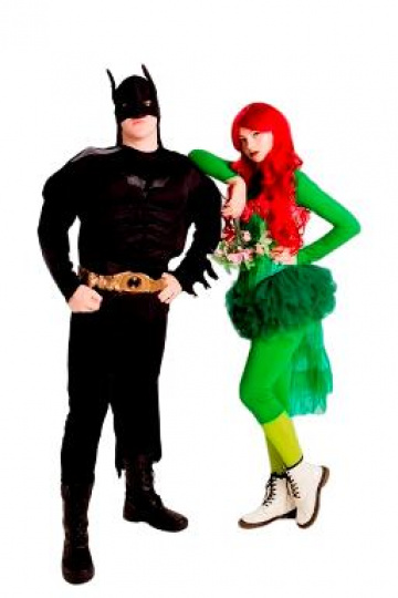 Бэтмен и Ядовитый плющ